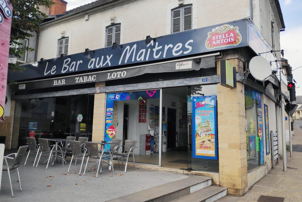 Bar au Maitres